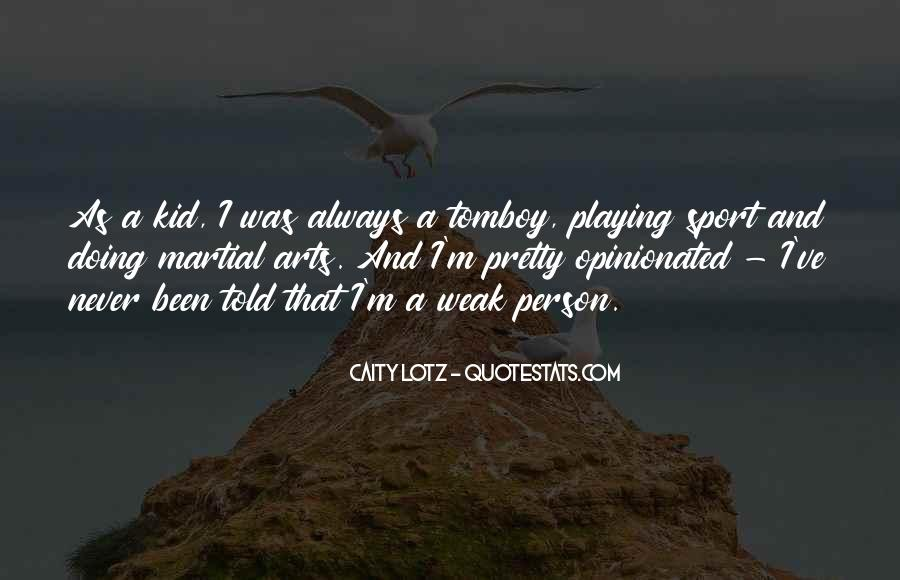 Quotes About Sports Person #474166