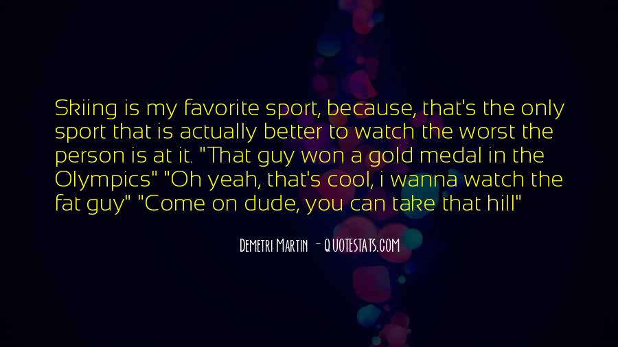 Quotes About Sports Person #587141
