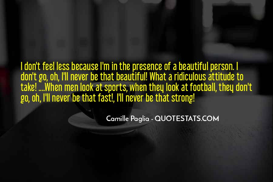 Quotes About Sports Person #766823