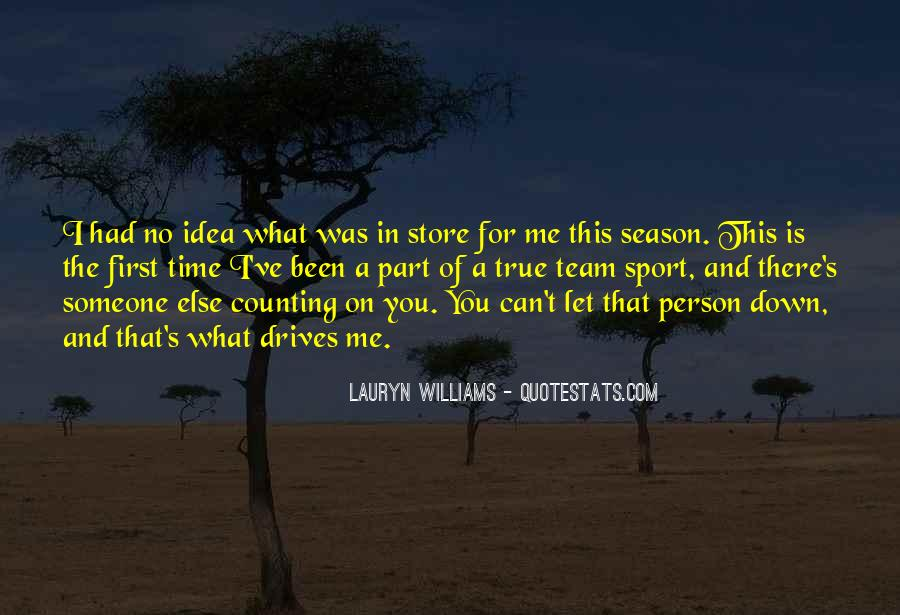 Quotes About Sports Person #825543