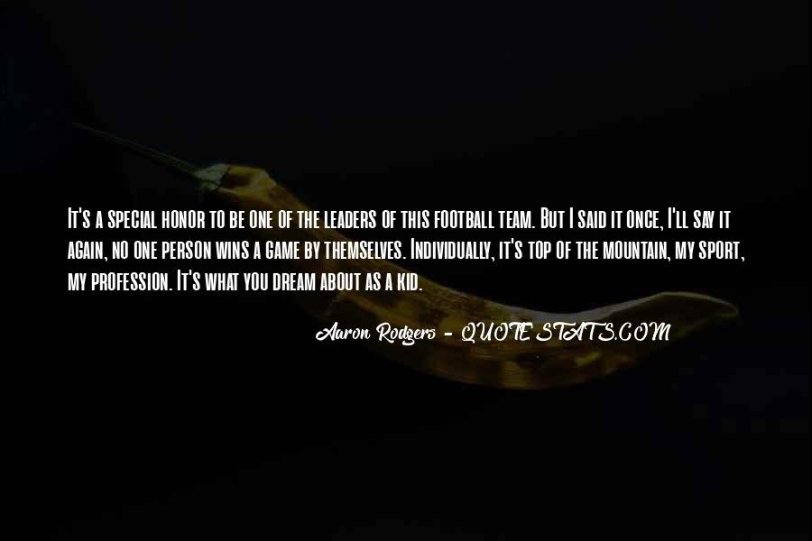 Quotes About Sports Person #921330