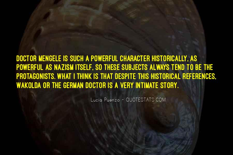 Quotes About Character References #1138368