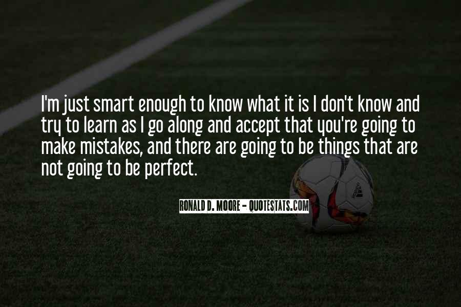 Quotes About Sorry For My Mistakes #1440