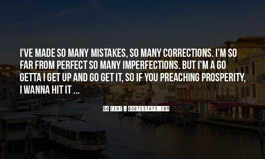 Quotes About Sorry For My Mistakes #4972