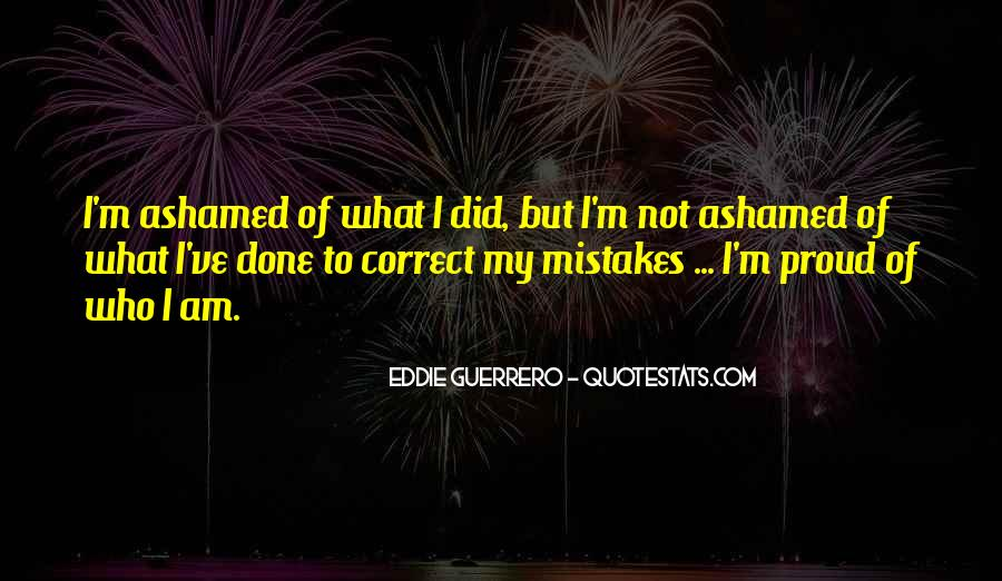 Quotes About Sorry For My Mistakes #625