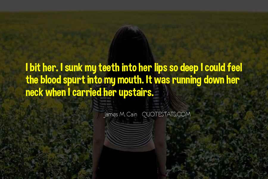 Quotes About Running Your Mouth Too Much #1139032