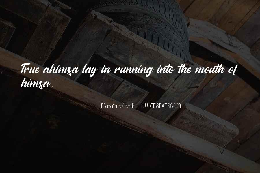 Quotes About Running Your Mouth Too Much #889545