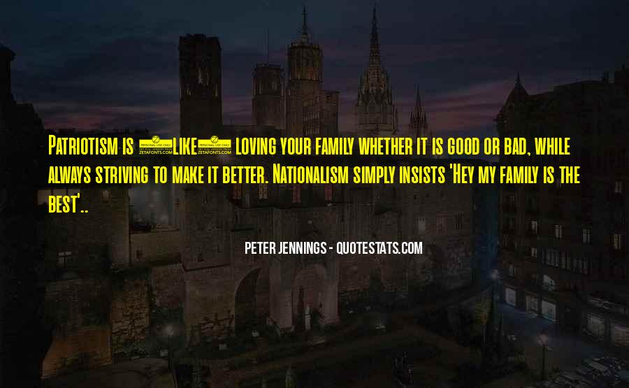 Quotes About Striving For Better #1634344