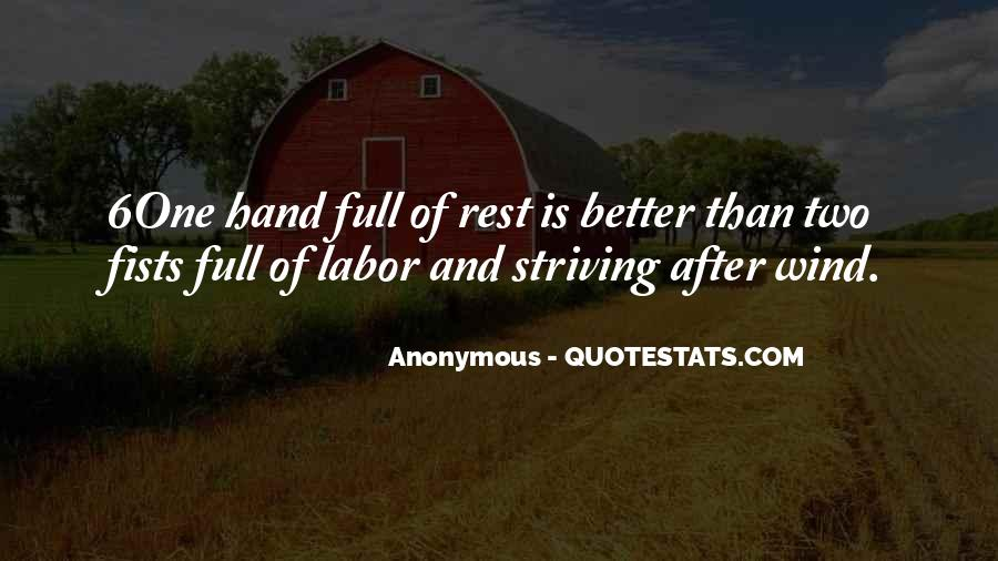 Quotes About Striving For Better #4819