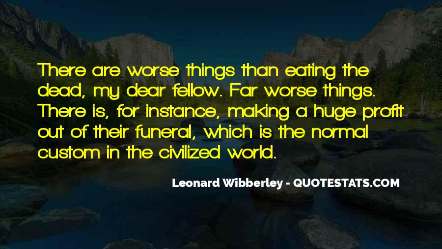 Quotes About Things Getting Worse #139038
