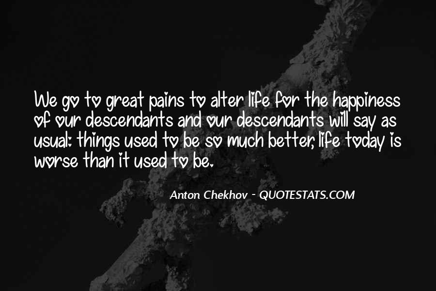 Quotes About Things Getting Worse #142459