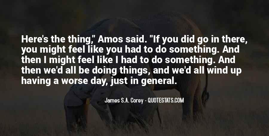 Quotes About Things Getting Worse #166235