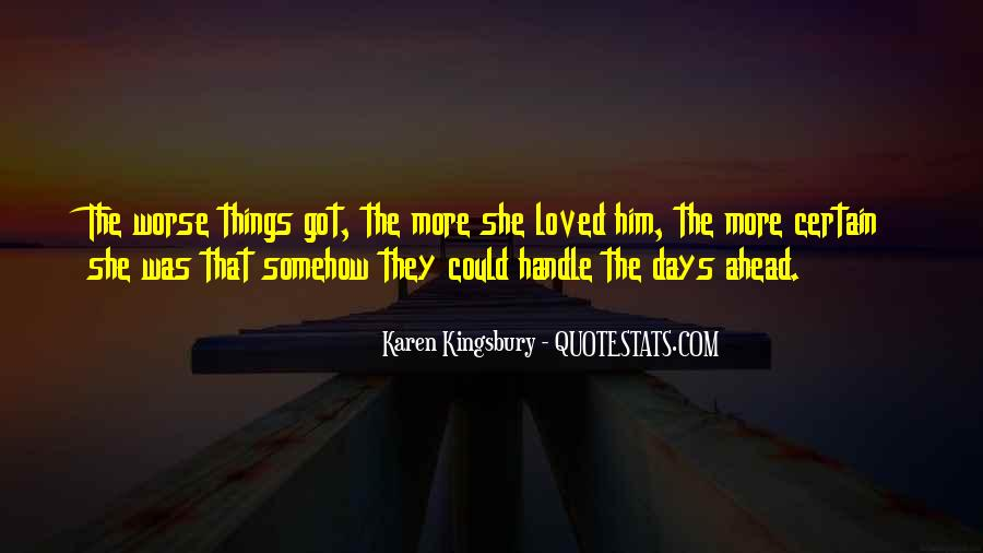 Quotes About Things Getting Worse #8486