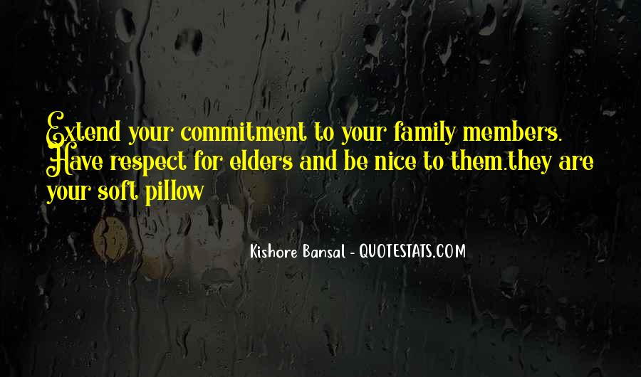 Quotes About Respect For Elders #694680