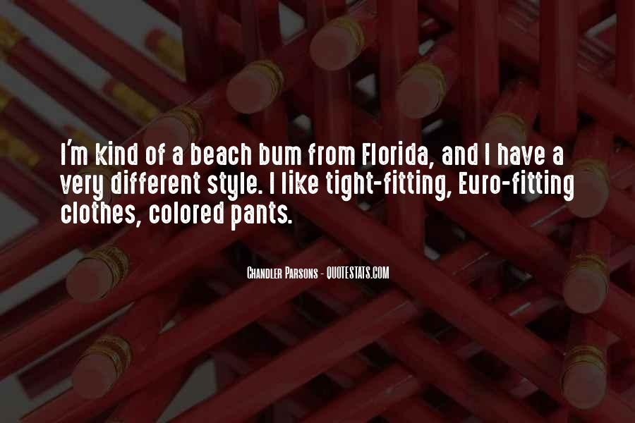 Quotes About Clothes Not Fitting #1852239