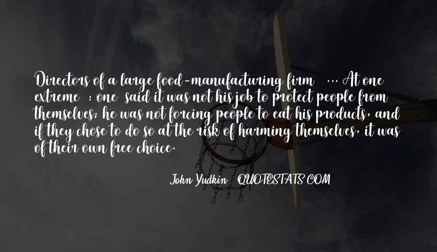 Quotes About Manufacturing #11165