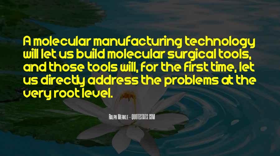Quotes About Manufacturing #178340