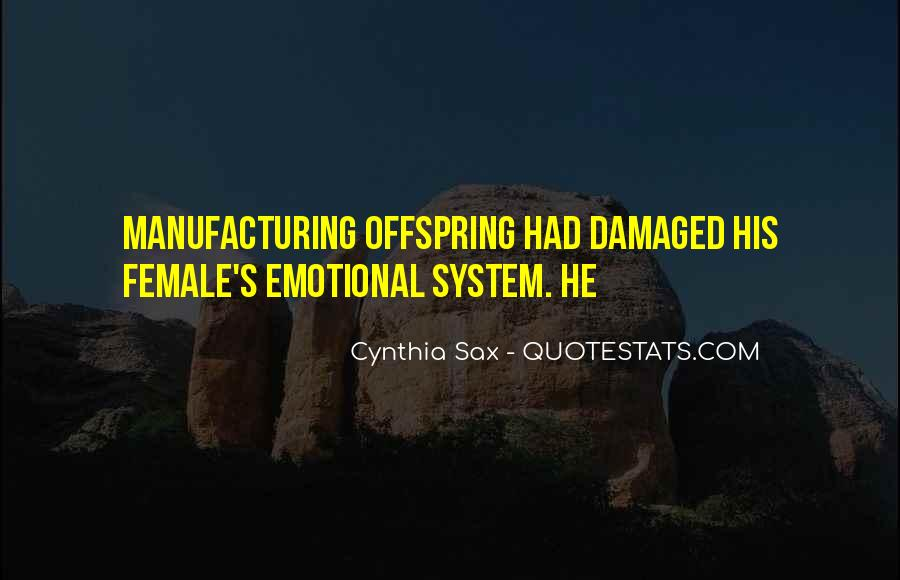 Quotes About Manufacturing #38148