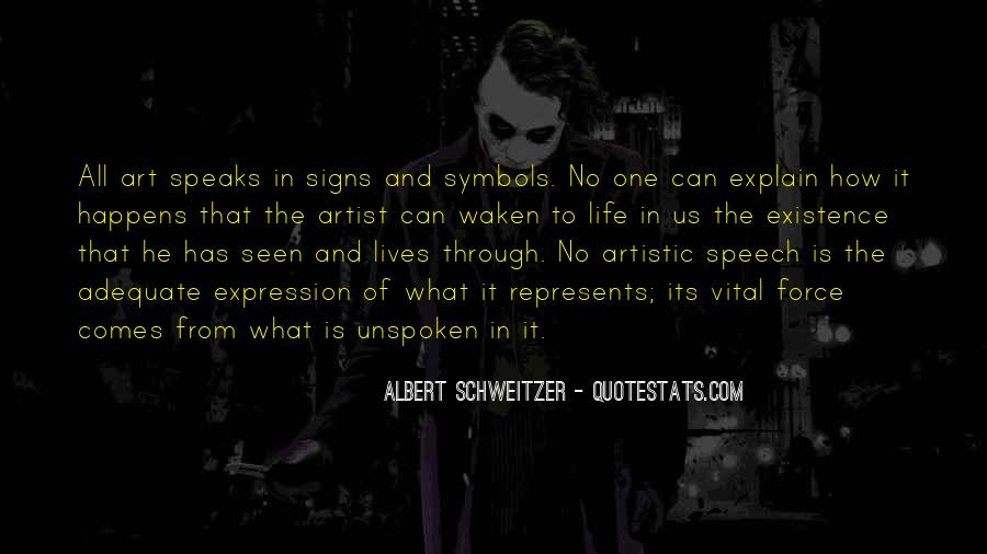 Quotes About Artist Life #107507