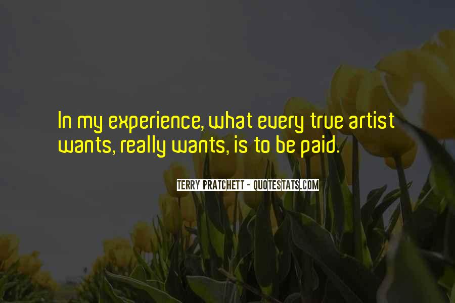 Quotes About Artist Life #135331