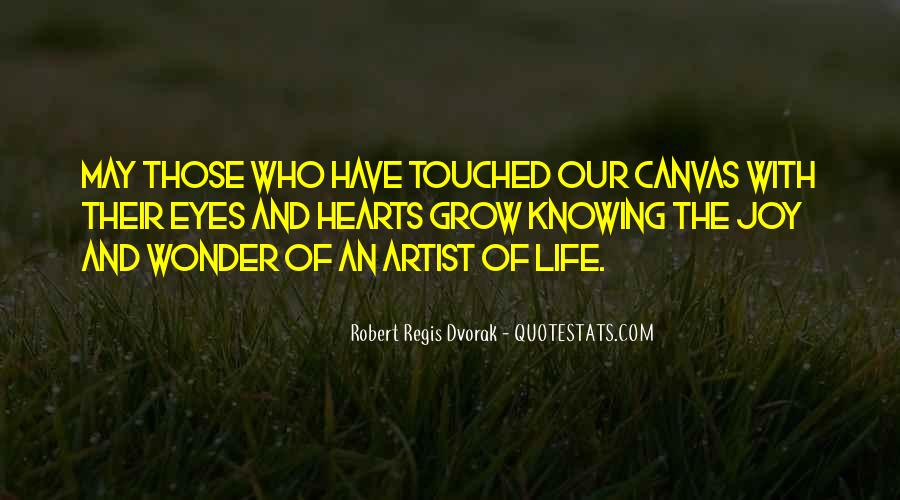 Quotes About Artist Life #165111