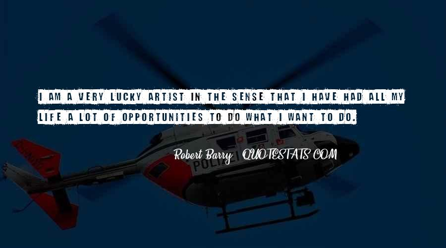 Quotes About Artist Life #174474