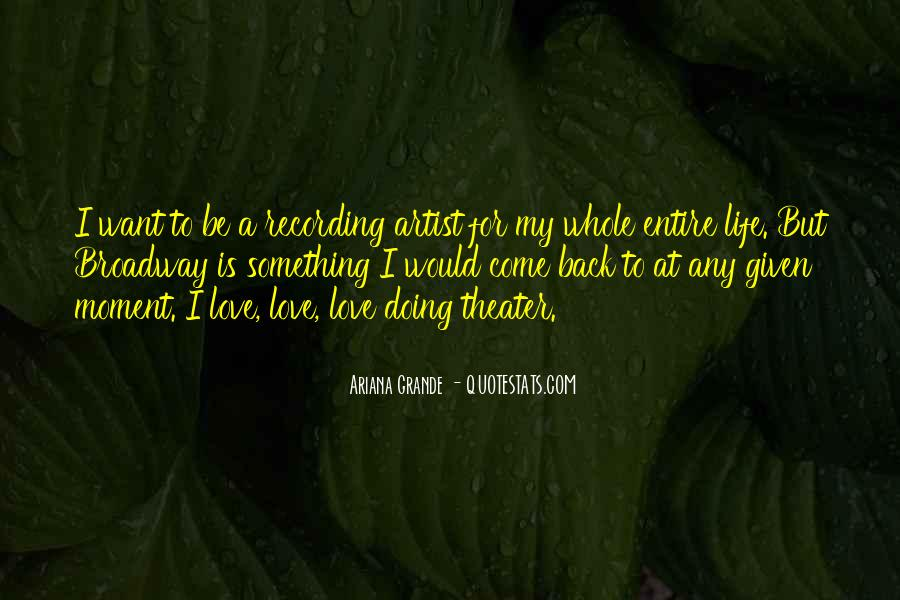 Quotes About Artist Life #202335