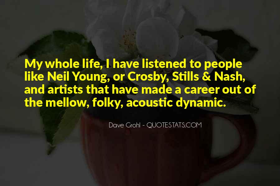 Quotes About Artist Life #206799