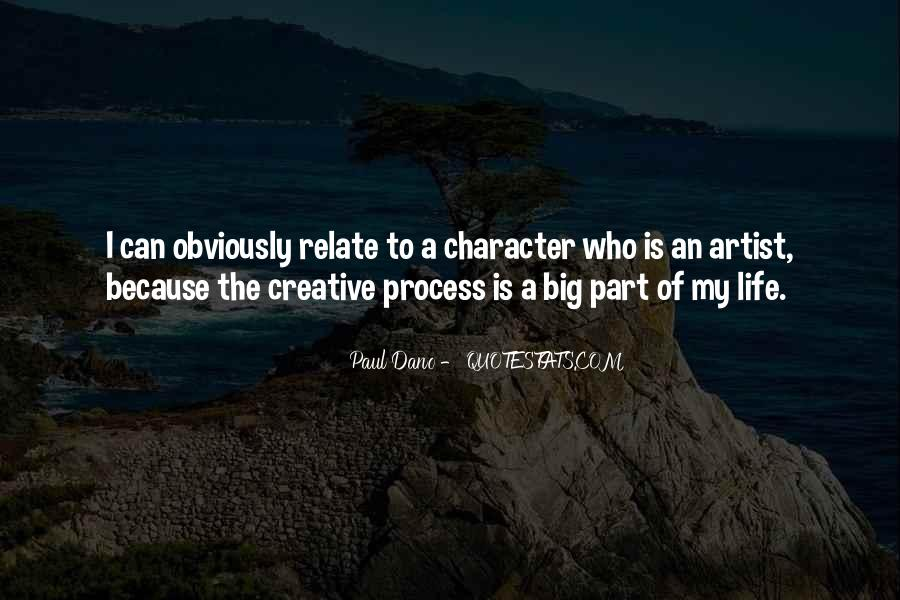 Quotes About Artist Life #237130