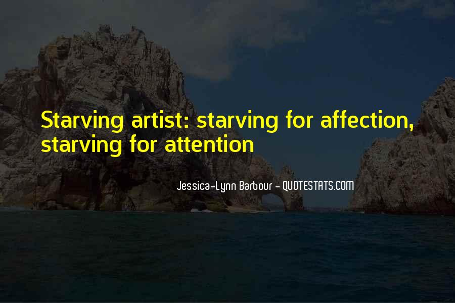 Quotes About Artist Life #240381