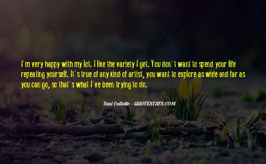 Quotes About Artist Life #241089