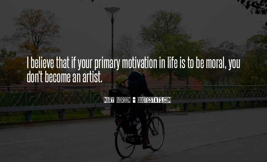Quotes About Artist Life #29730
