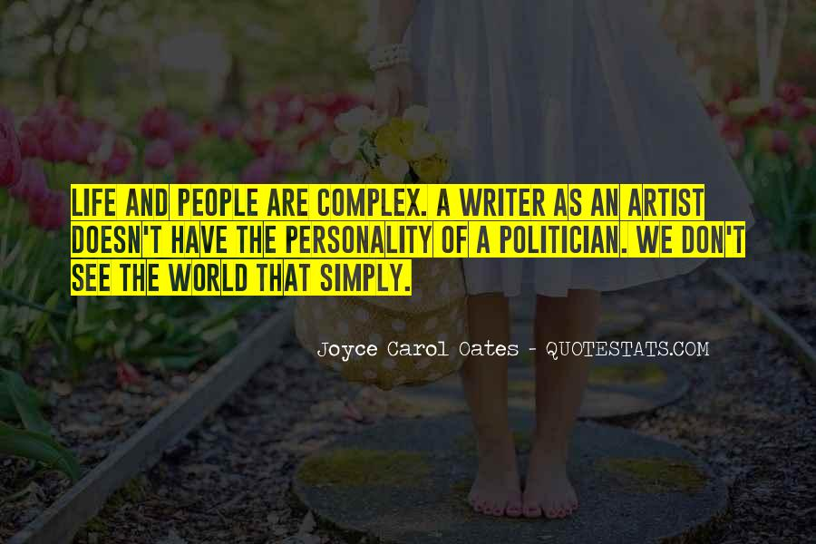 Quotes About Artist Life #41267