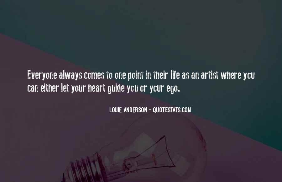 Quotes About Artist Life #49988