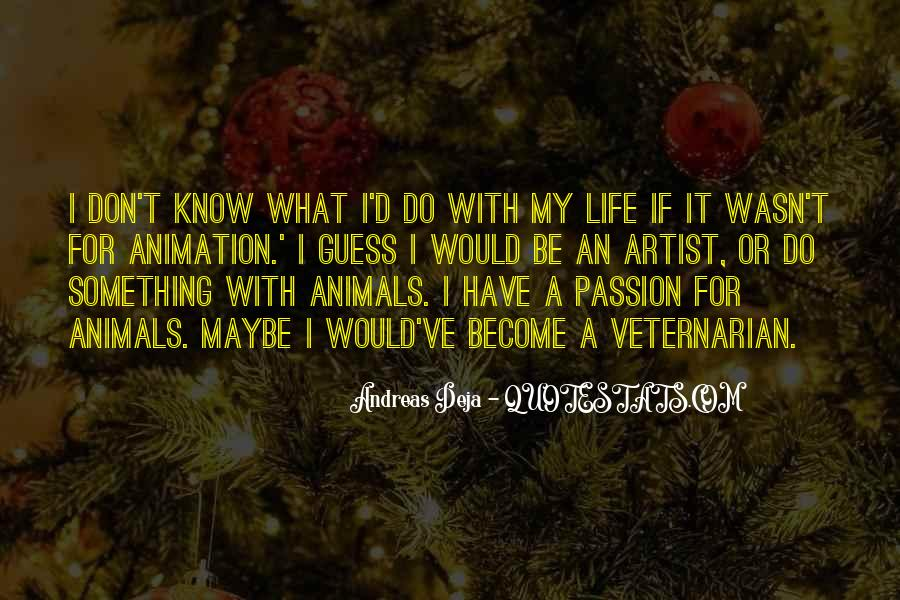 Quotes About Artist Life #64411
