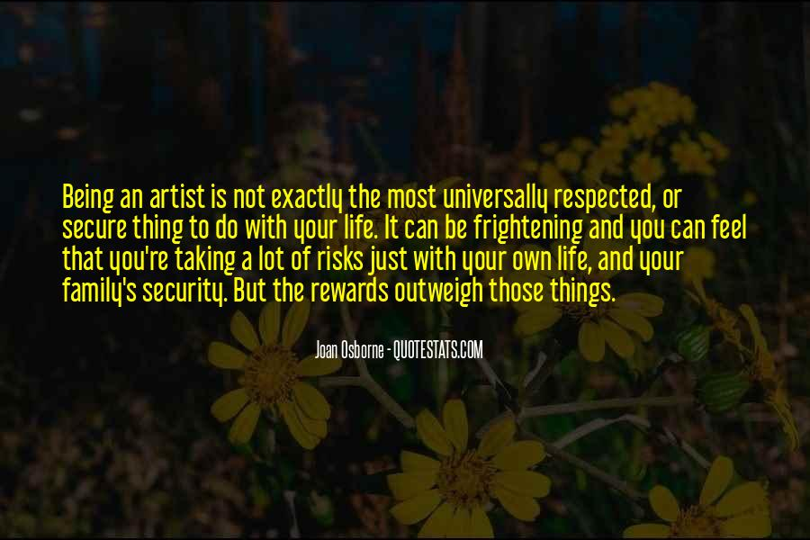 Quotes About Artist Life #85589