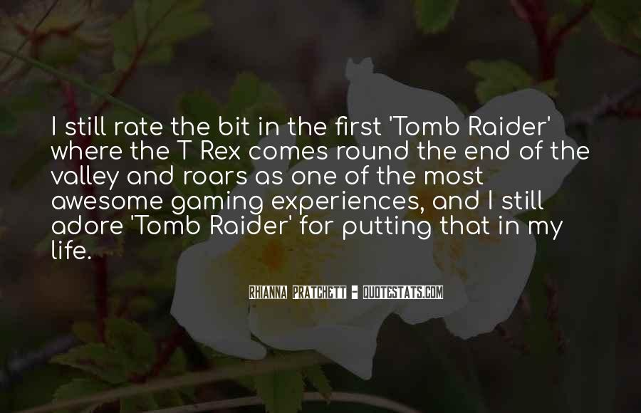 Quotes About Gaming And Life #870562