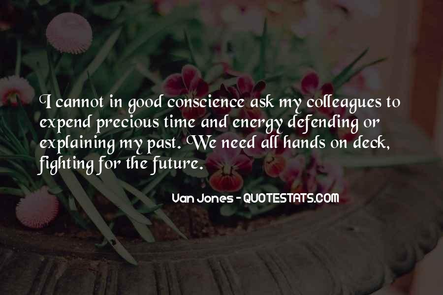 Quotes About Defending Yourself #12852