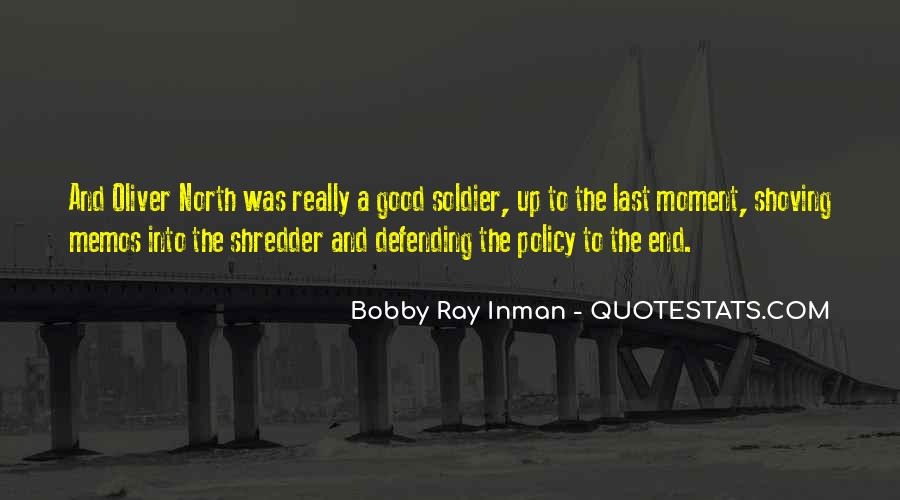 Quotes About Defending Yourself #37119