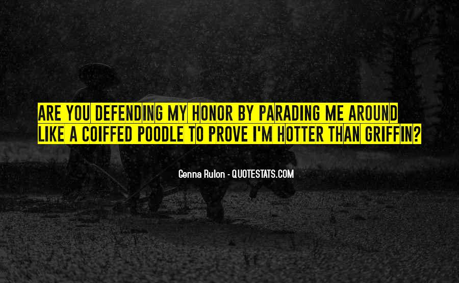 Quotes About Defending Yourself #378881