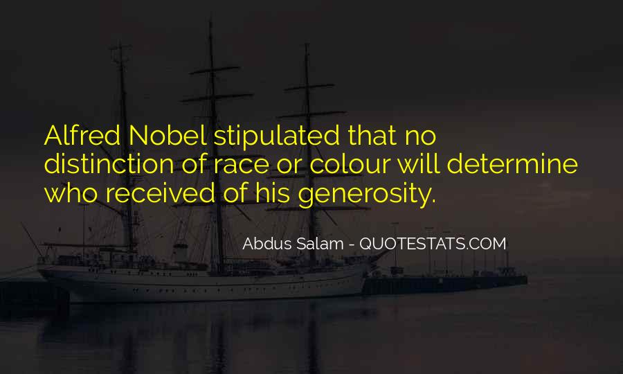 Quotes About Nobel Prize #14560