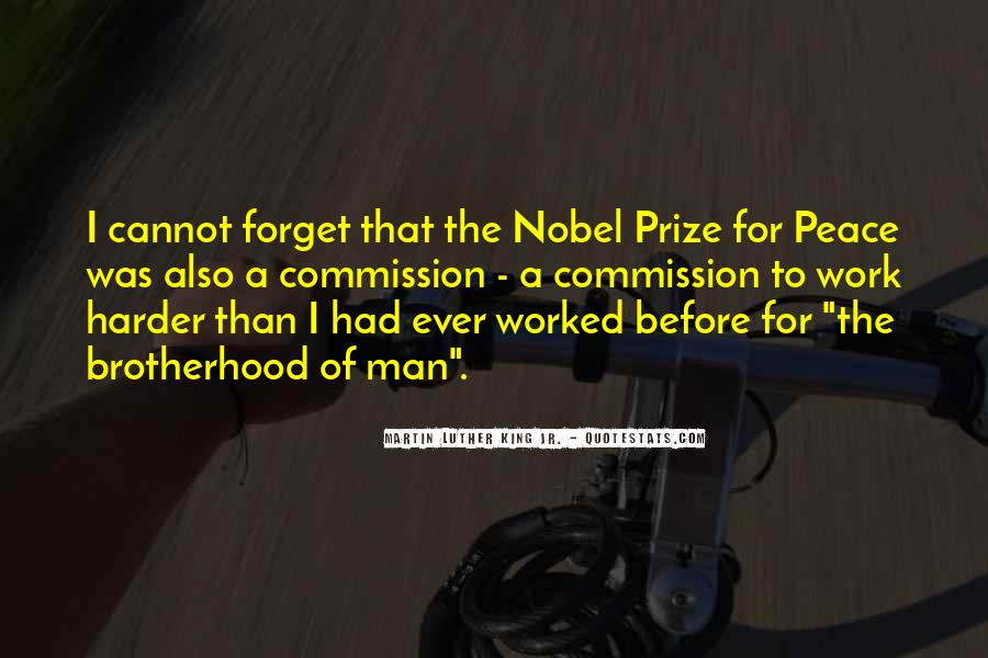 Quotes About Nobel Prize #347932