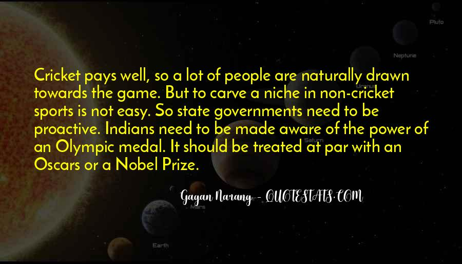 Quotes About Nobel Prize #416344