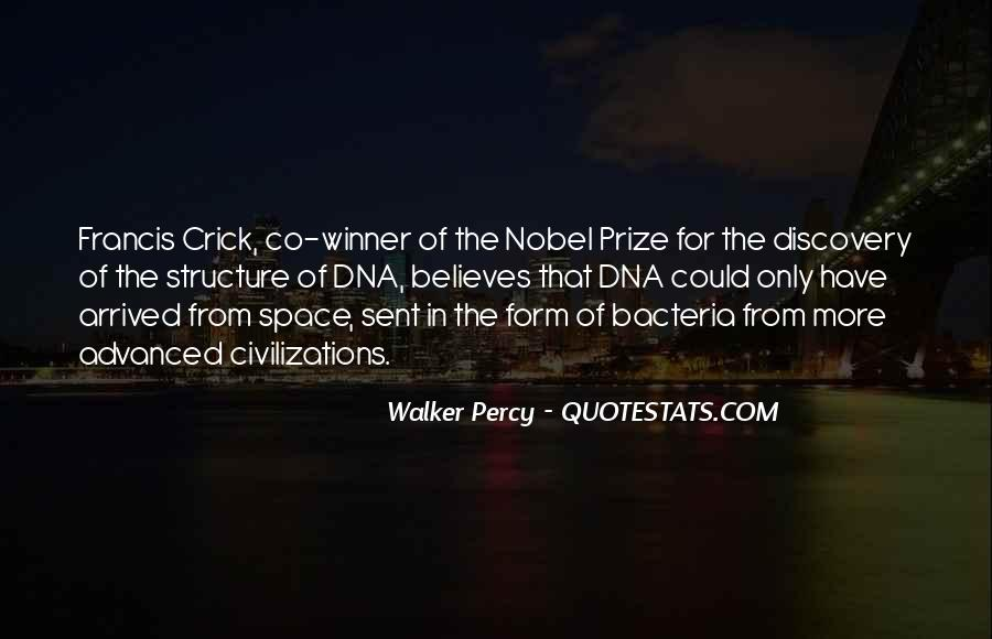 Quotes About Nobel Prize #568553