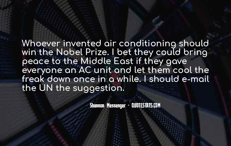Quotes About Nobel Prize #605921
