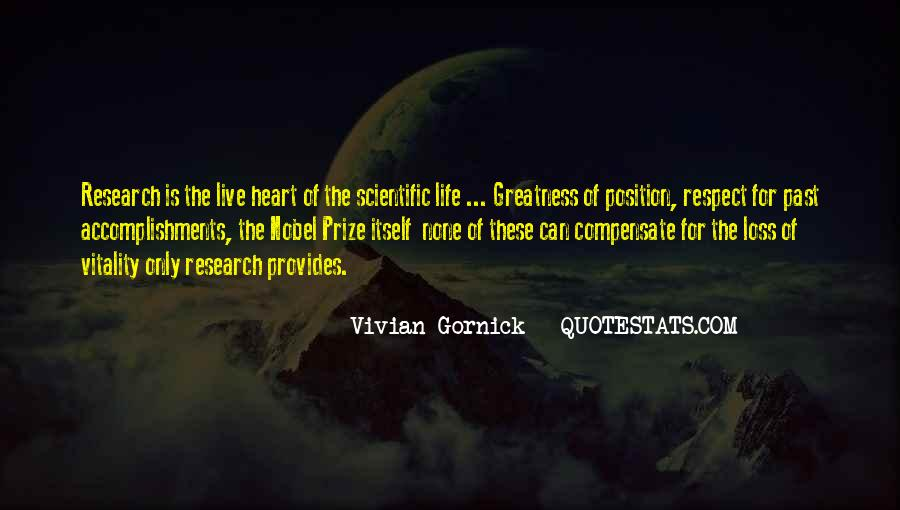 Quotes About Nobel Prize #636504