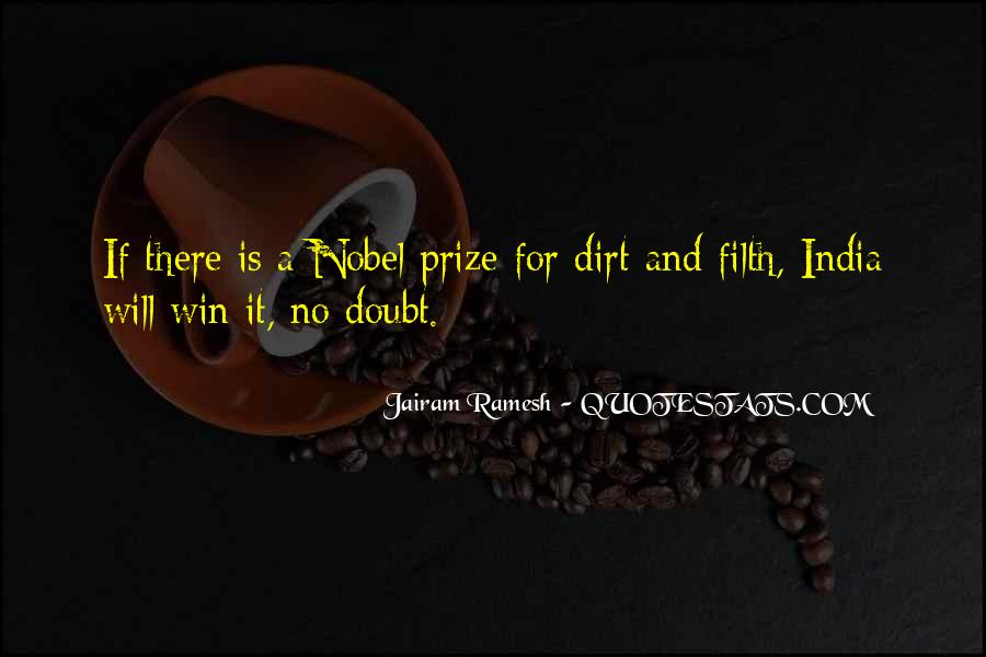 Quotes About Nobel Prize #773902