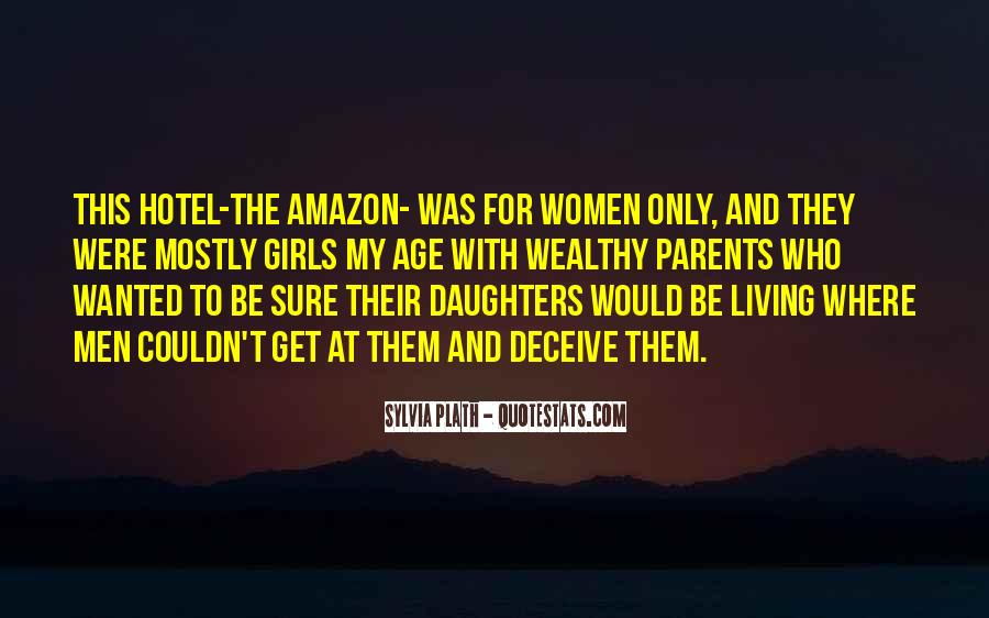Quotes About Parents And Daughters #1046602