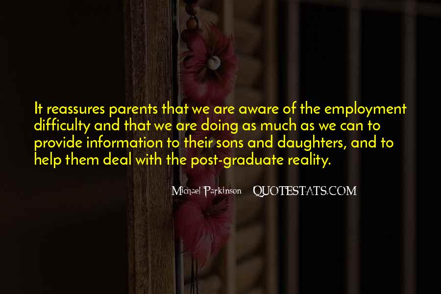 Quotes About Parents And Daughters #1698980