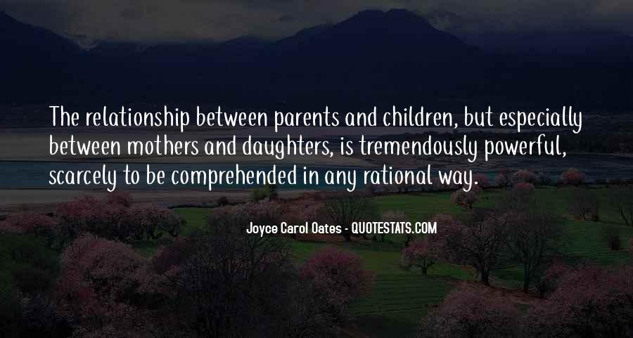Quotes About Parents And Daughters #420759